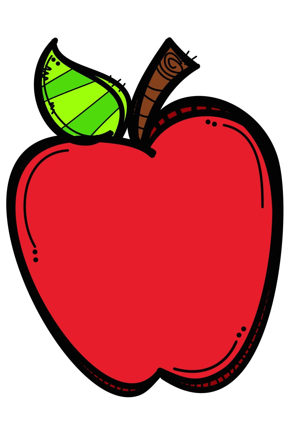 Apples‿ ⁀ | FᎧᖇᏰᎥᗪᗪᏋղ ƒᖇᘎᎥե | Apple clip art, School ...
