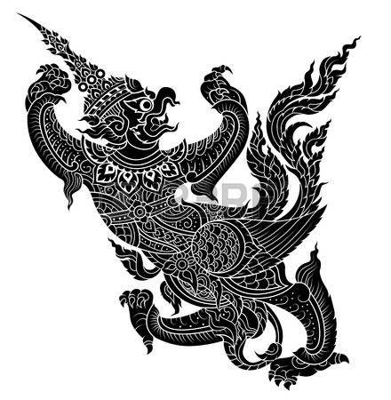 esancai 1 ロイヤリティーフリーフォト ピクチャー 画像 ストックフォトグラフィ タイのアート イラスト 仏教