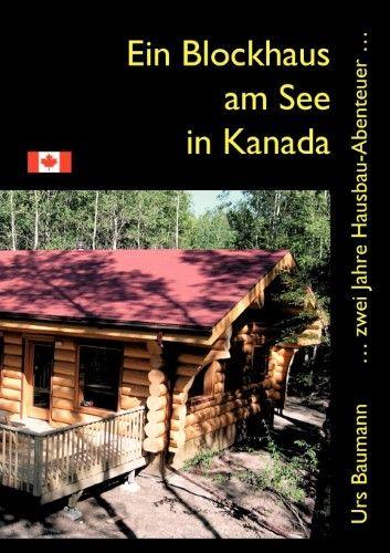 Ein Blockhaus Am See In Kanada House Styles Outdoor Decor