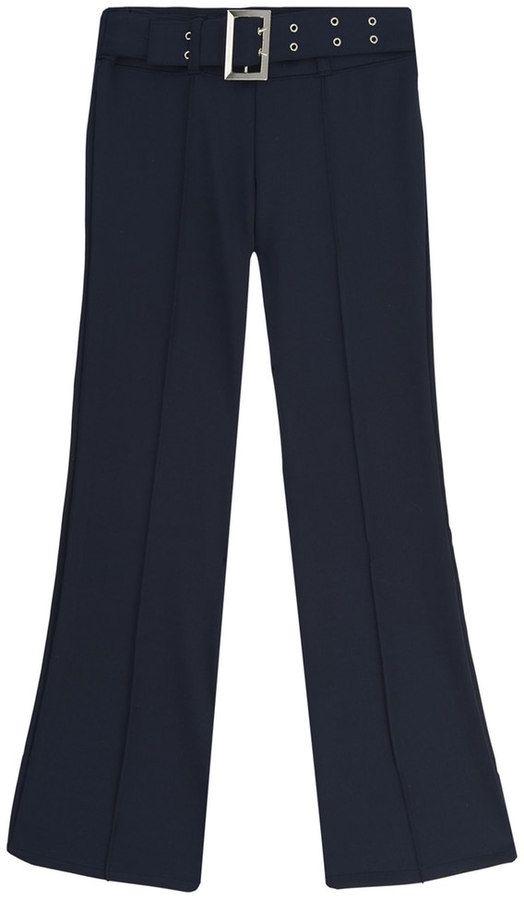77e4a0fa8c27 George - Juniors' School Uniform Flat Front Skinny Pants - Walmart.com