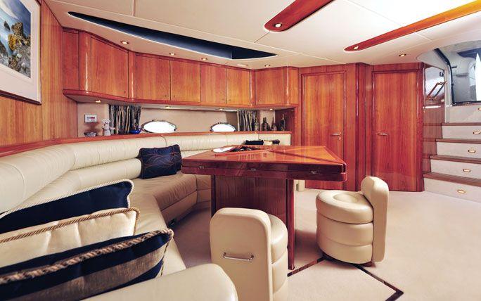 Yachten innenausstattung  Innenausstattung einer Luxus-Yacht | Yachts | Pinterest | Yachten ...