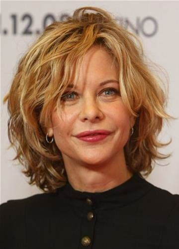 Image result for shoulder length Hair Styles For Women Over 40