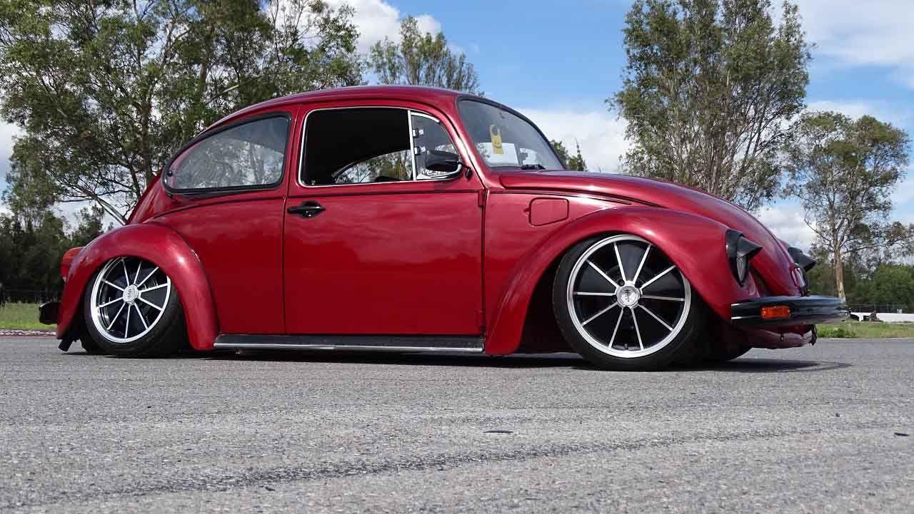 Vocho 94, Volkswagen modificado, Volkswagen Beetle, San Luis Potosí ...