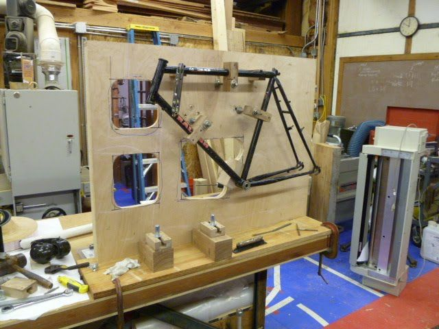 Pin By Tom Thebuilder On Framebuilding Pinterest Bike Frame