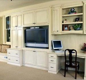 Just Right For Your Home Custom Built Wall Units CustomMade Blog - Built in wall desk units