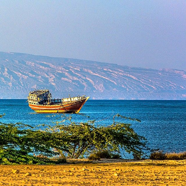 how to get to qeshm island
