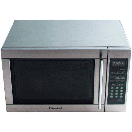 Hamilton Beach 0 9 Cu Ft Microwave Oven Black Bargain