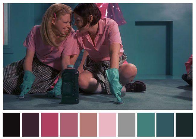 But I'm a Cheerleader 戀戀模範生 (1999) dir. Jamie Babbit