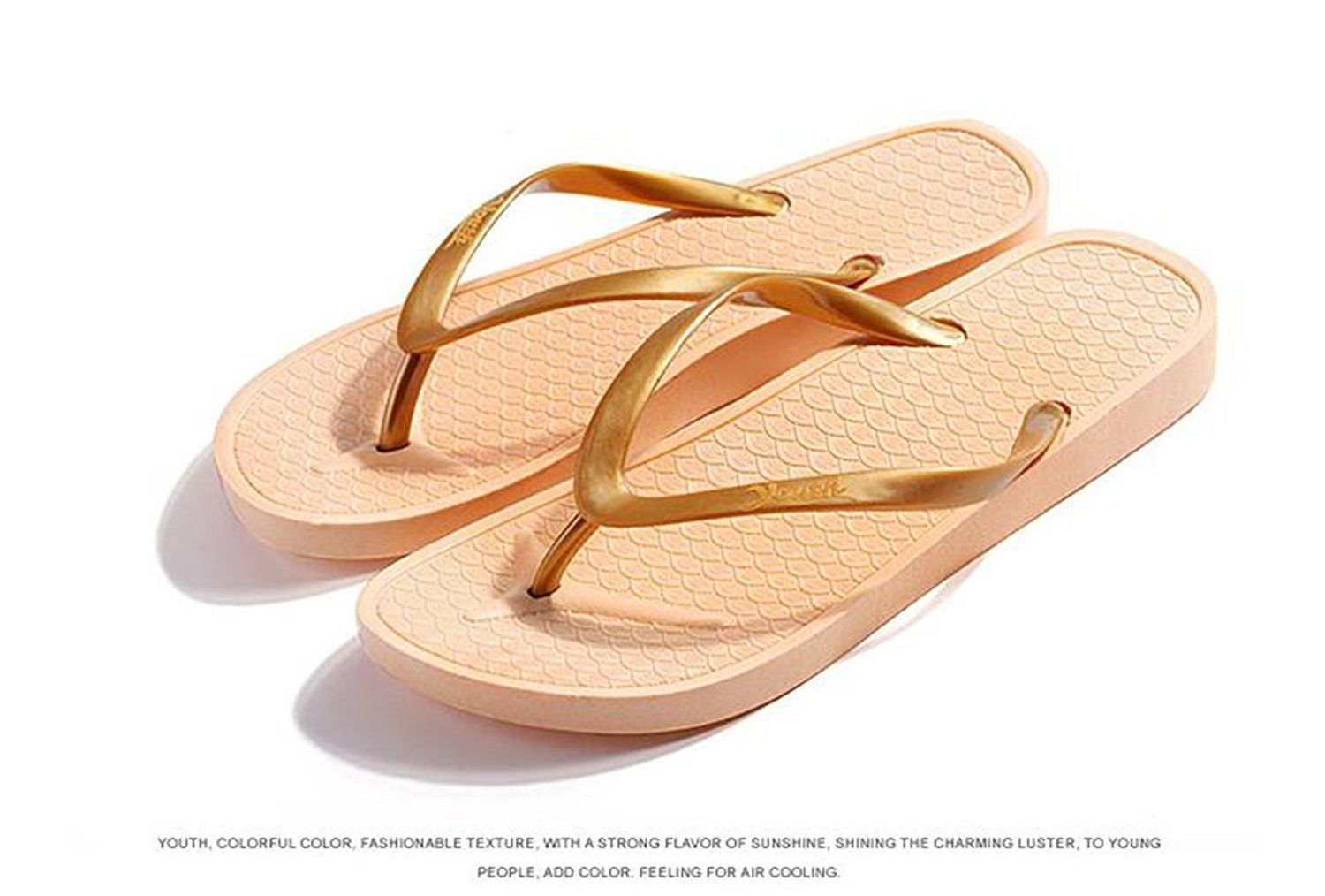 9367a675b YOUTHVIP newest flip flops beach slippers women     Continue to the product  at the · Flip Flop SandalsFlip ...