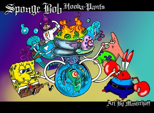Spongebob Smoking Weed Pictures 1000+ images about cartoons smoke!! on ...