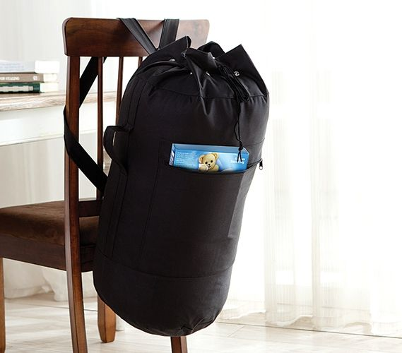 Large Laundry Bag Graduation Gift Summer Camp Bag Travel Bag