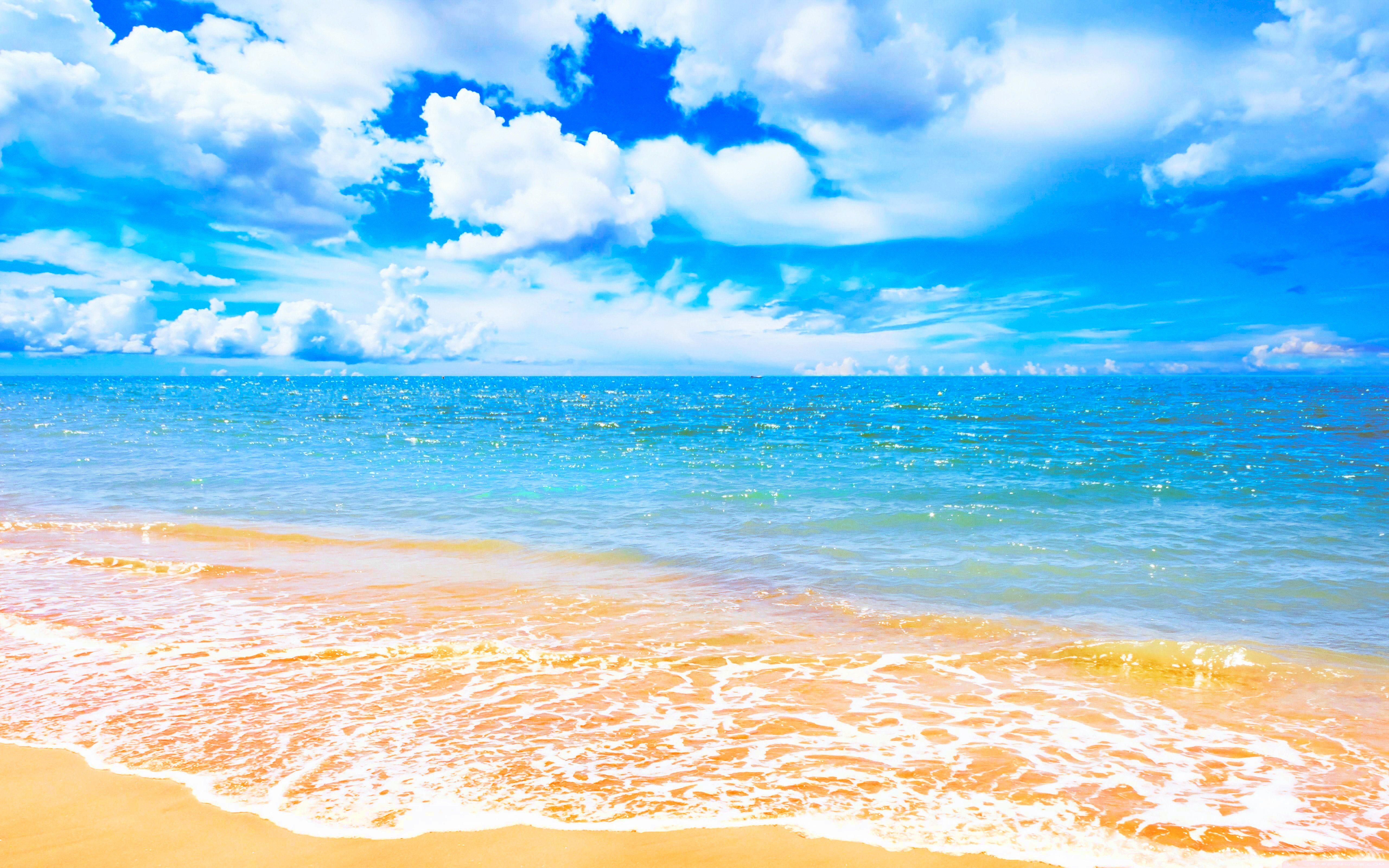 1494 Beach HD Wallpapers | Backgrounds - Wallpaper Abyss