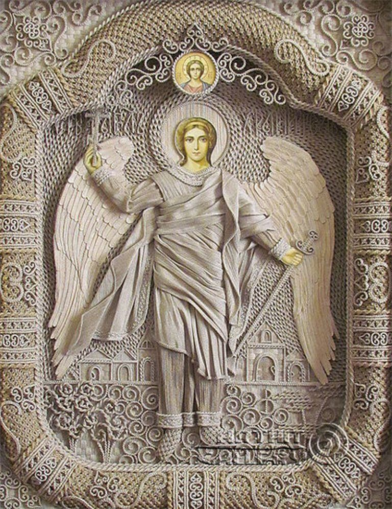 Archangel Michael, Protector of the Church