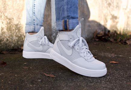 new style e7ffc cd39e Nike Air Force 1 Ultraforce Mid Schuhe