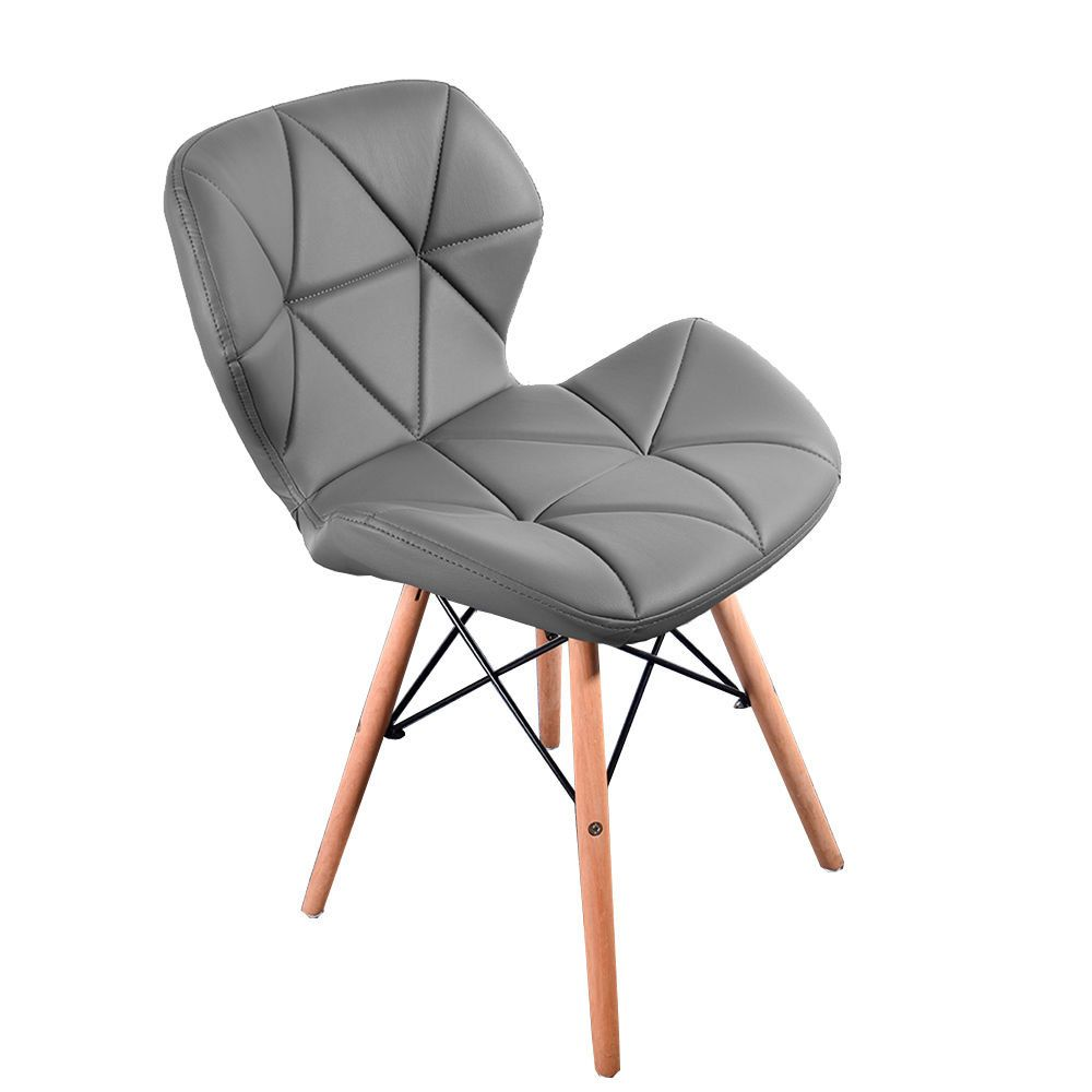 Eiffel Retro Padded Pentagone Design Chair Dining Chair Etsy