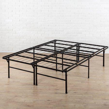 Home Steel Bed Frame Full Metal Bed Frame Steel Bed