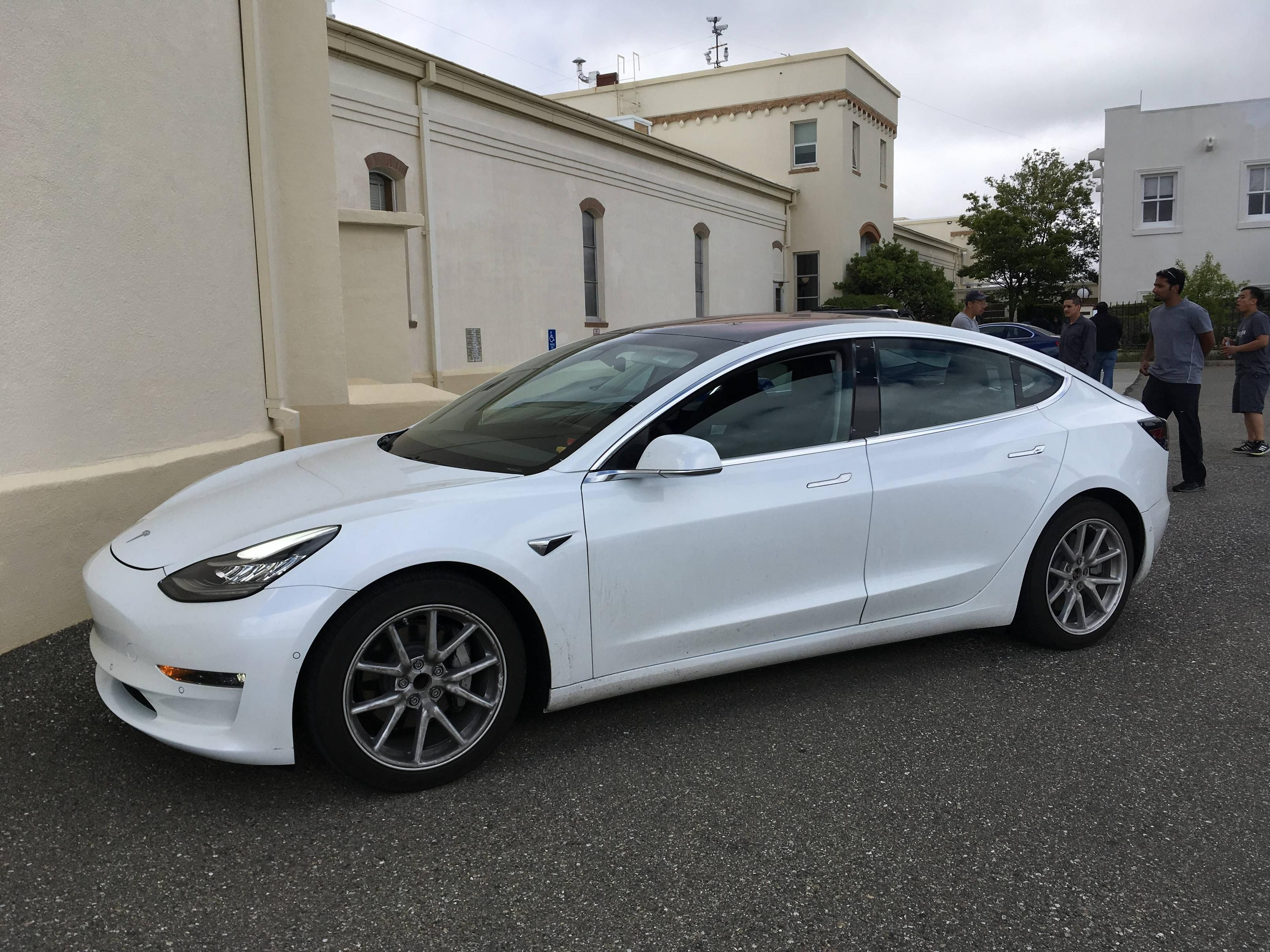 Tesla Model 3 White Tesla Model Tesla Model X Tesla Car
