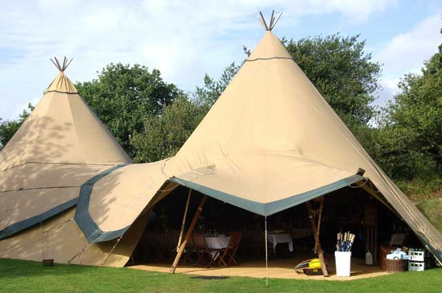 Splendid Tipi and Raj tent hire catering event management and hire of tables chairs and tableware. & http://www.splendidtentsandtipis.co.uk/tents-tipis ...