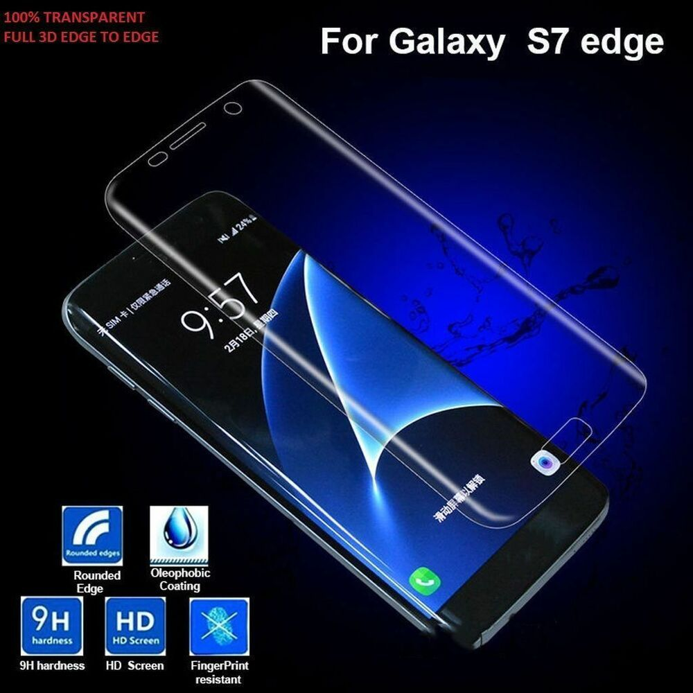Full cover tempered glass curved screen protector for