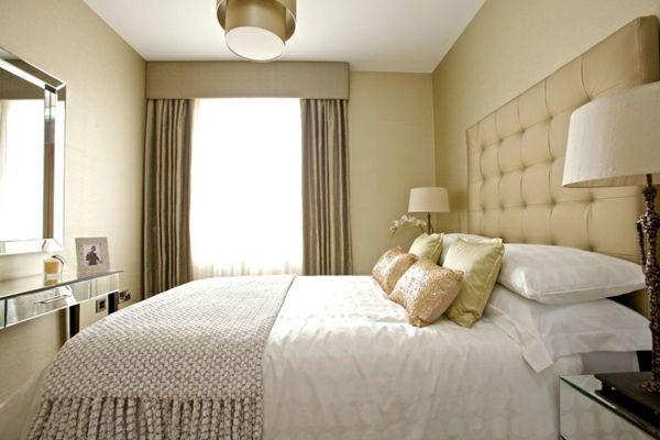 Petite chambre à coucher - comment l\'aménager? | Master Bedroom ...