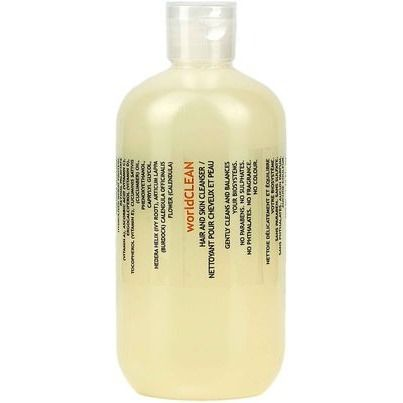 Worldclean Hair Face Skin Cleanser Cleanser Body Cleanser
