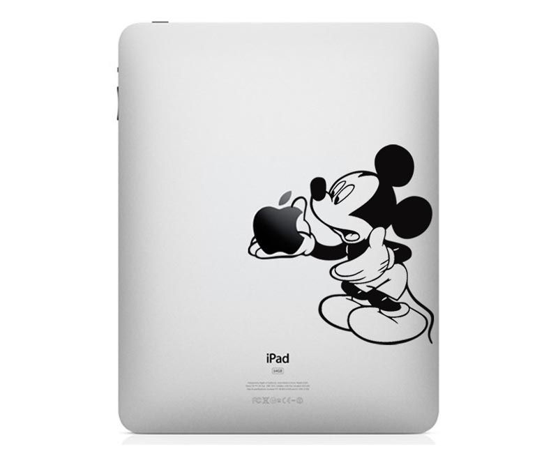 Mickey Mouse iPad Decal | Products I Love | Pinterest | Mickey ...