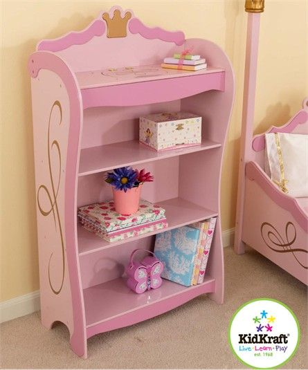 @rosenberryrooms is offering $20 OFF your purchase! Share the news and save!  Princess Bookcase #rosenberryrooms