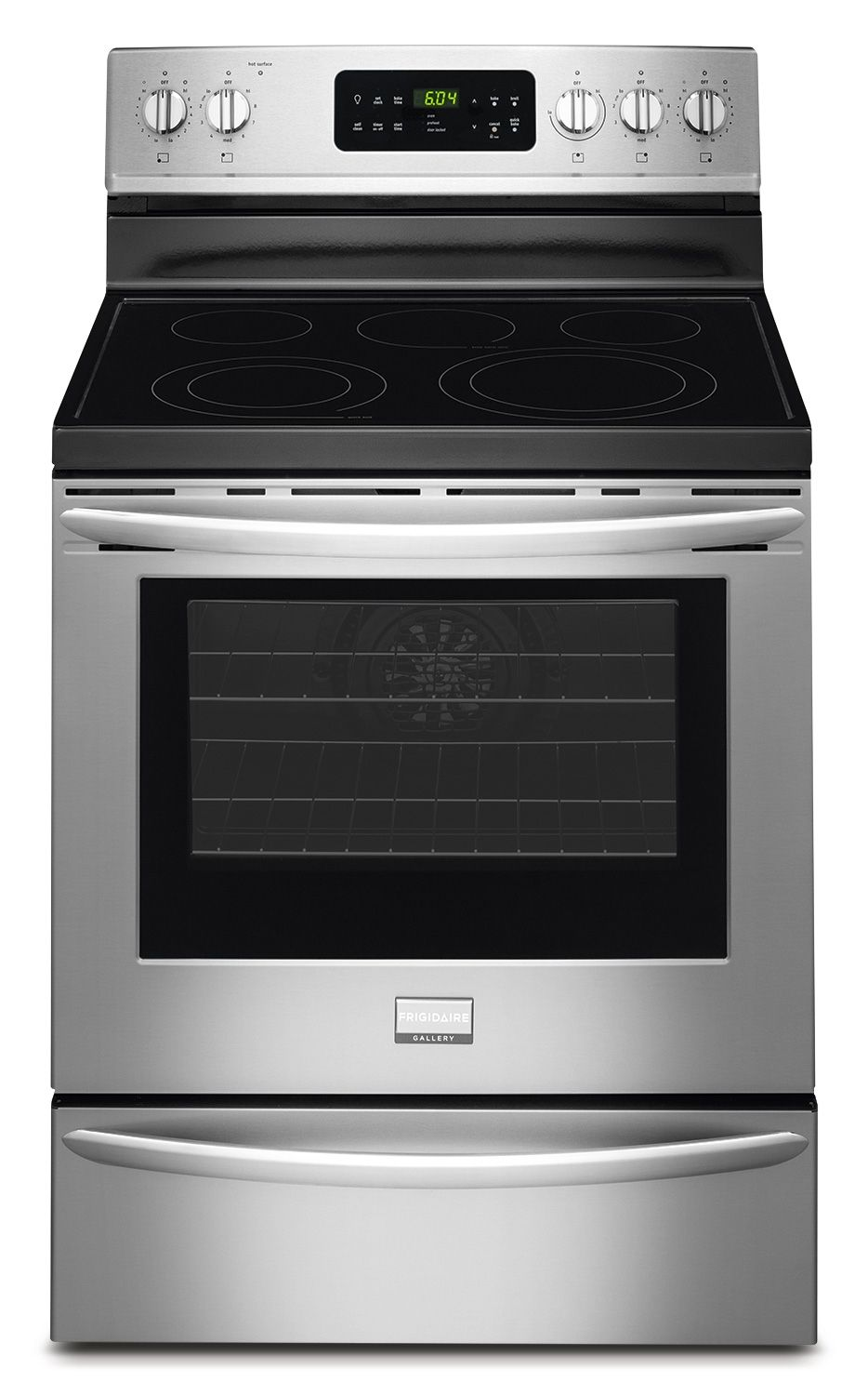 Frigidaire Gallery Electric Fan Convection Range Cgef3035rf Frigidaire Gallery Self Cleaning Ovens Electric Range