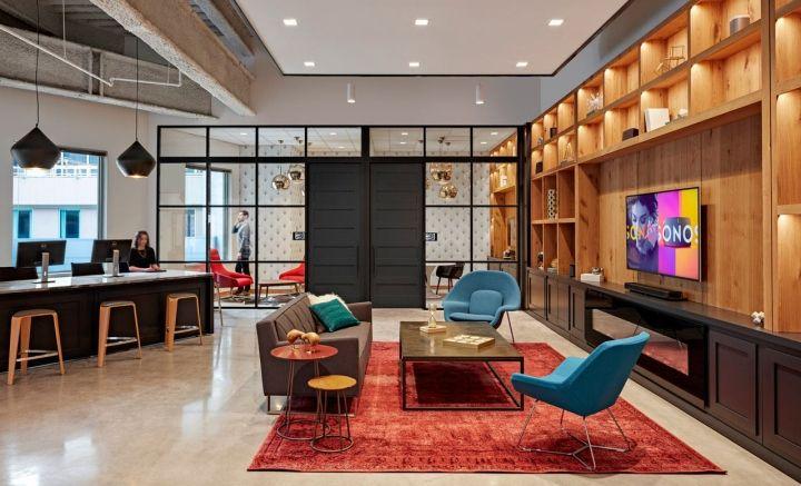 Sonos Offices By IA Interior Architects, Boston U2013 Massachusetts » Retail  Design Blog