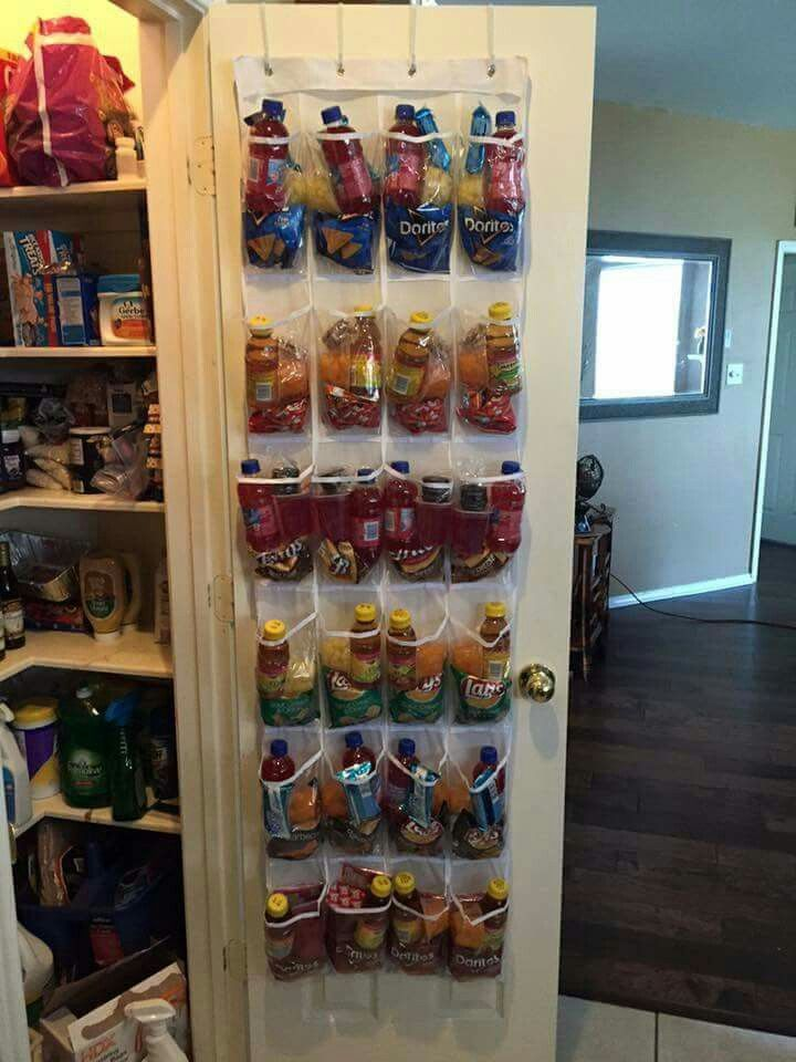 Organize your after school snacks for just for Articulos decoracion del hogar