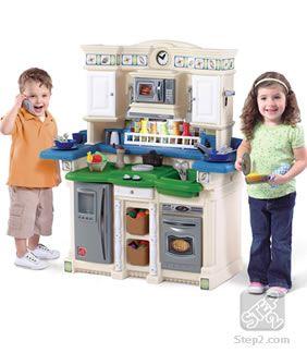 Lifestyle Partytime Kitchen Pretend Play Kitchen Kids Play