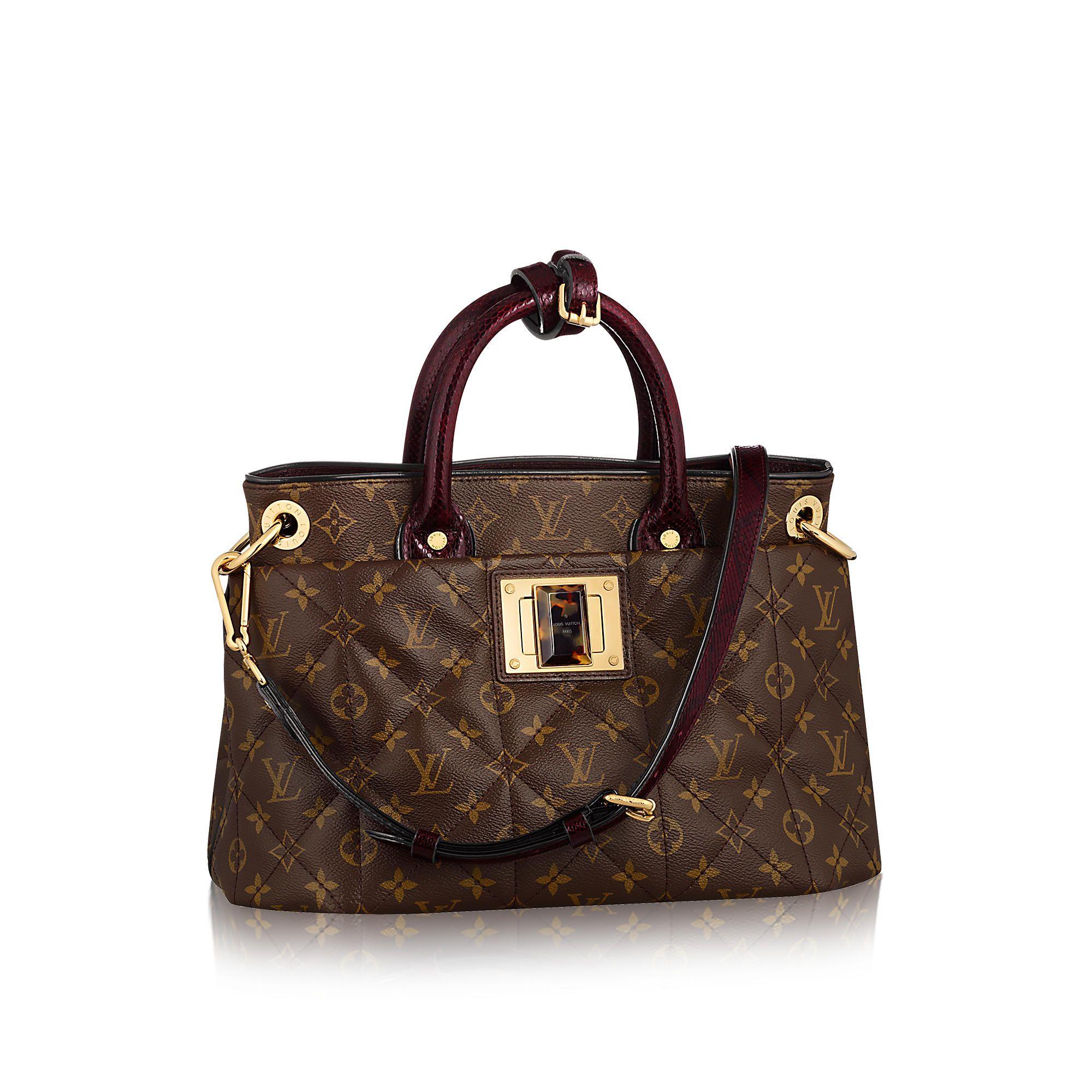 Tote MM - Monogram Exotique - Special Handbags | LOUIS VUITTON