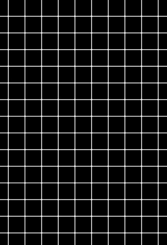 Plaid Backdrops Black Backdrops S-2826 - 5'W*7'H(1.5*2.2m)