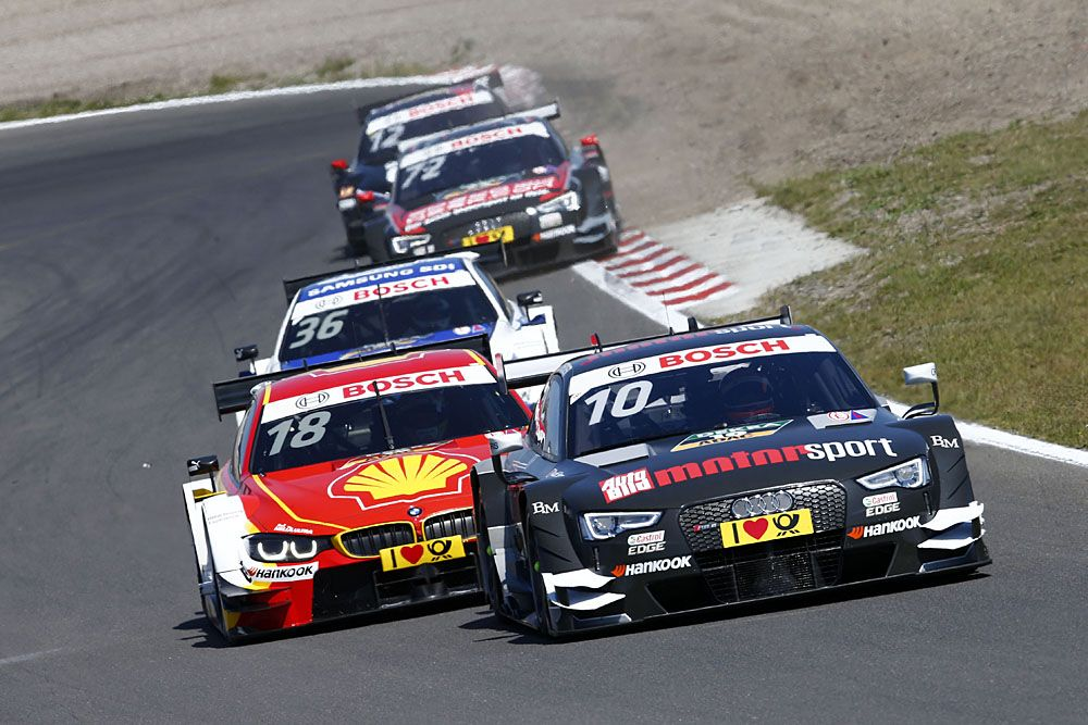 DTM Zandvoort 2016 Race Pics Cars series