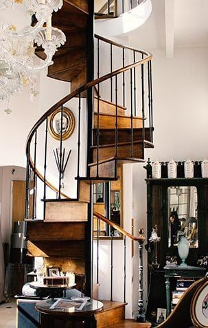 Best Types Of Old Spiral Stairs Stairs Small Staircase 400 x 300
