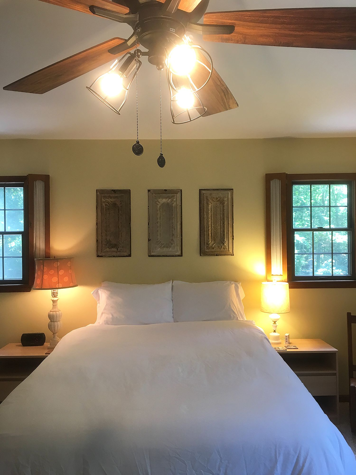 Master Bedroom. Asheville, NC vacation rental Renting a