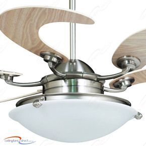 Vento sole retractable bladed ceiling fan with light mahogany buy modern plastic blade ceiling fans from ceiling fans direct and save money with australias best prices aloadofball Choice Image