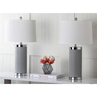 Overstock Com Online Shopping Bedding Furniture Electronics Jewelry Clothing More In 2020 Table Lamp Sets Grey Table Lamps Table Lamp