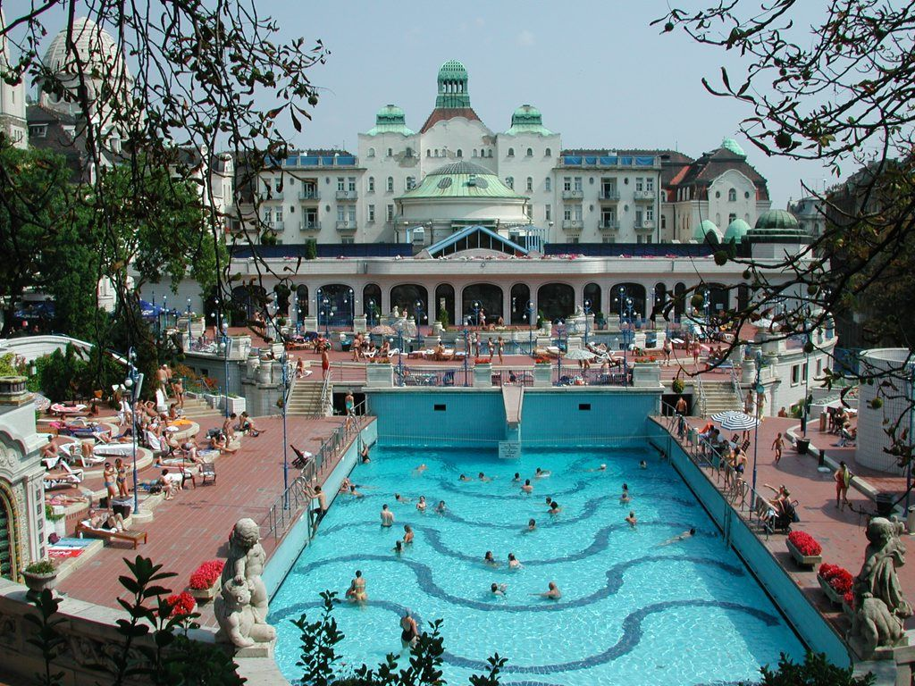 Gellert Hotel Budapest Viajes Budapest