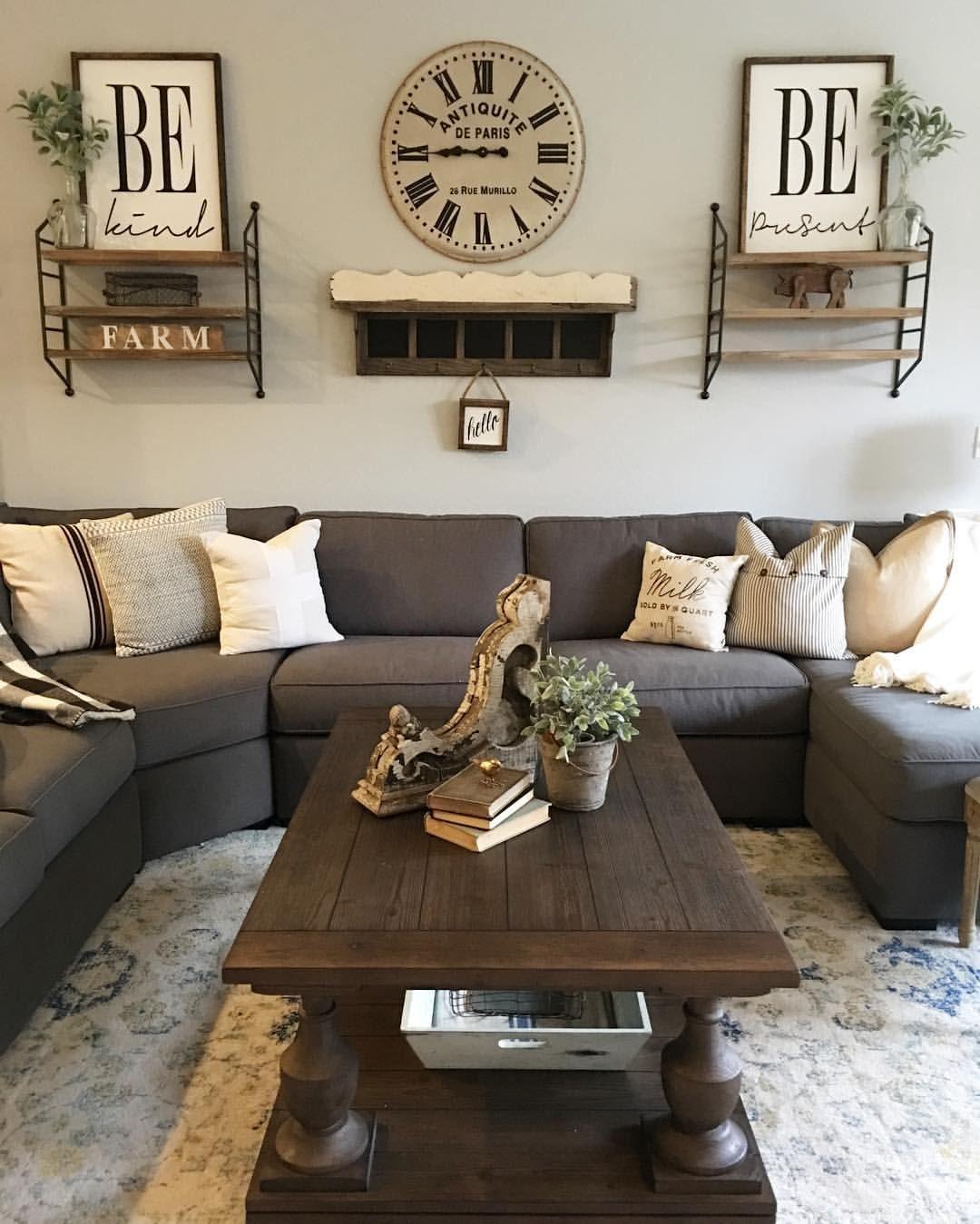See This Instagram Photo By Shabbydesertnest 1 319 Likes Farm House Living Room Farmhouse Style Living Room Farmhouse Decor Living Room