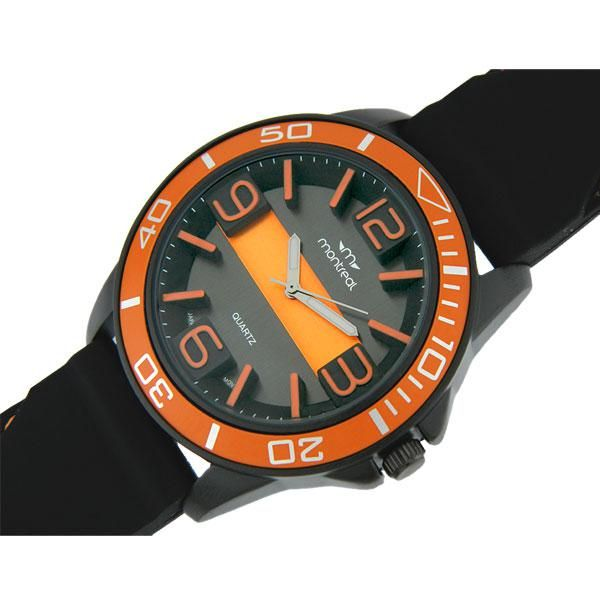 MU-371 Reloj Pulsera Montreal para caballero.