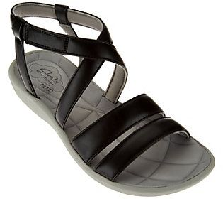 225ce1a98d9c CLOUDSTEPPERS by Clarks Multi-strap Sport Sandals - Sillian Spade ...