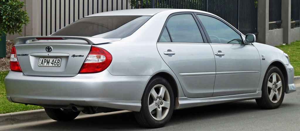 Toyota camry service and repair manual 2002 2003 2004 2005 2006 toyota toyota camry service and repair manual fandeluxe Images