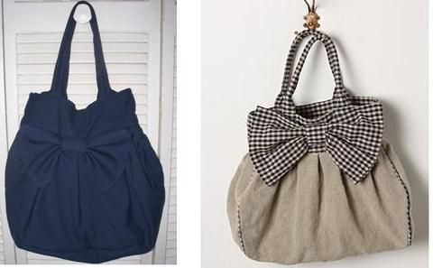 DIY Anthropologie Inspired Bag