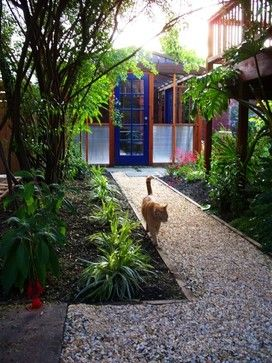 garage conversion to modern greenhouse
