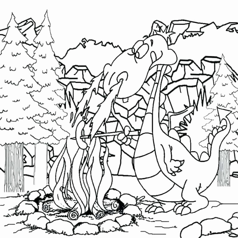 32 Turn Picture Into Coloring Page In 2020 Dragon Coloring Page