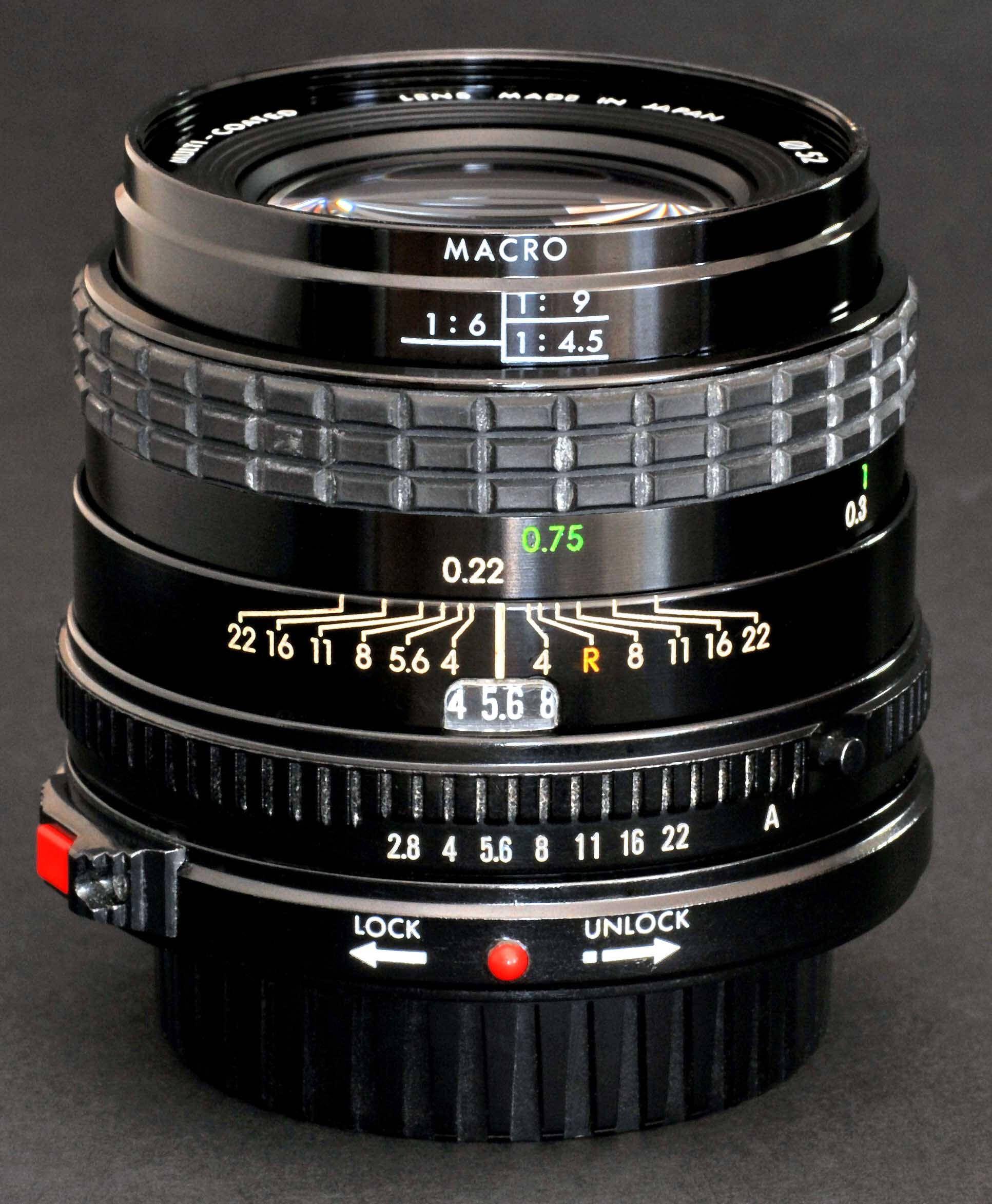 Canon Fd 28mm F 2 8 Mc Macro 1 4 5 Wide Angle Prime Lens Sigma Etsy Wide Angle Prime Lens Mirrorless Camera