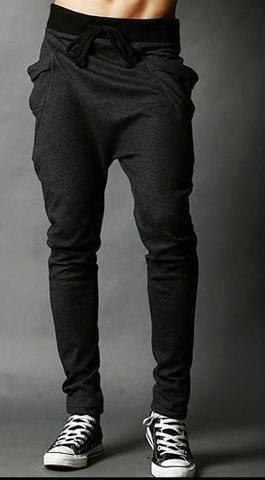 Unique Pocket Mens Joggers Cargo Men Pants Sweatpants Harem Pants Men  Jogging Sport Pants - tncsmithproductions.com 6d07b8df9