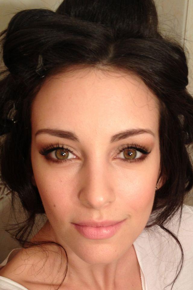 Pin By Sonia Gabriel On Make Up Makeup For Hazel Eyes Hazel Eye Makeup Brunette Makeup
