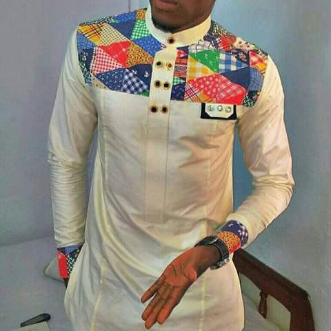 images habits africains pour hommes - Photo